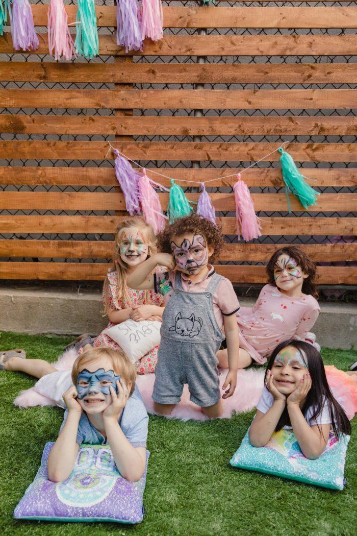 Perfect Garden Games For Kids Parties