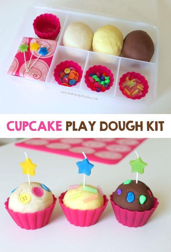 playdough ideas for kids