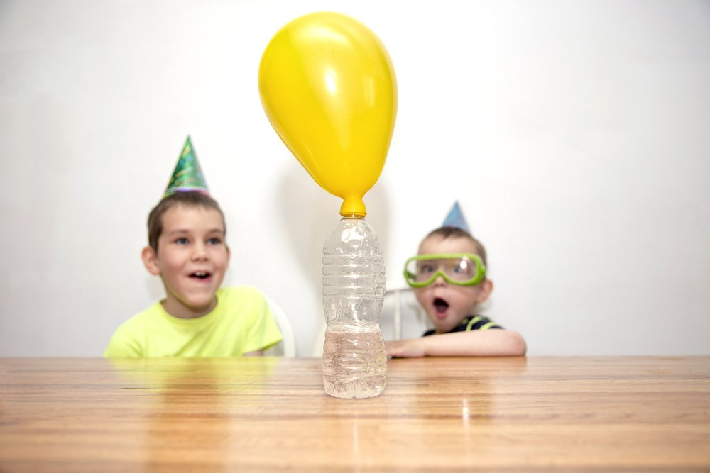 Pop Rocks and Balloons
