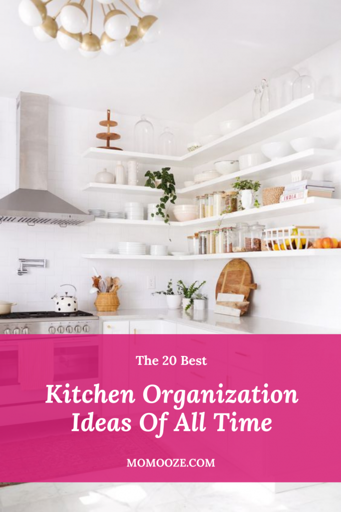The 20 Best Kitchen Cabinets Organization Ideas Of All Time