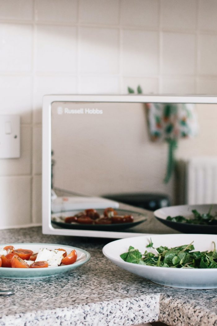 The Big Cleanup: How To Clean A Microwave