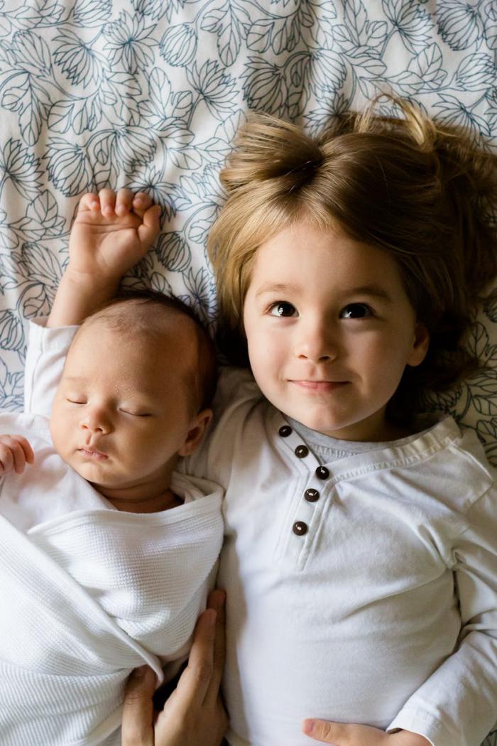 The Best Way To Sleep With A Newborn