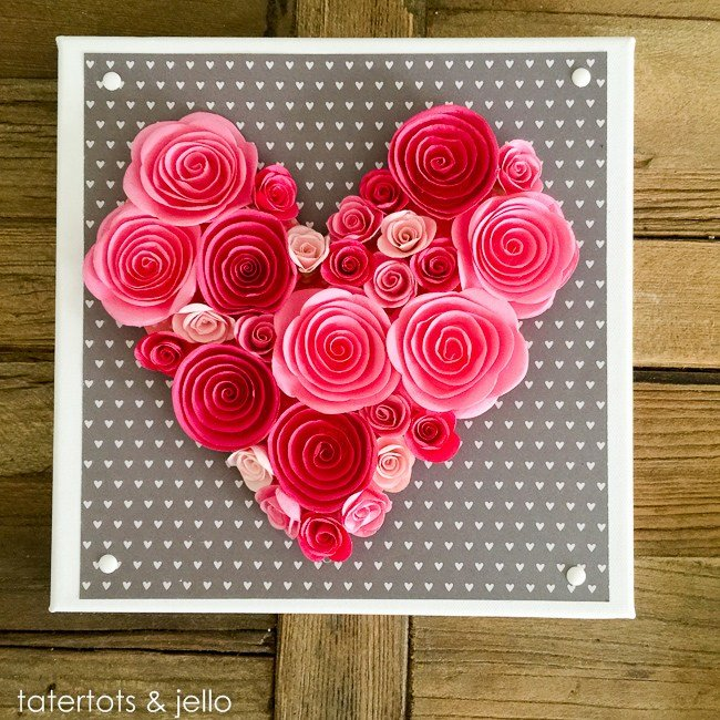 45+ Top Valentine's Day DIY Ideas | momooze
