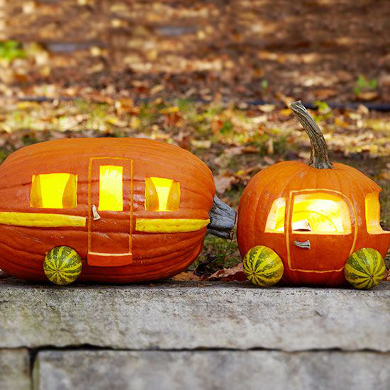 Whimsical, Scary, And Incredibly Cool Pumpkin Design Ideas