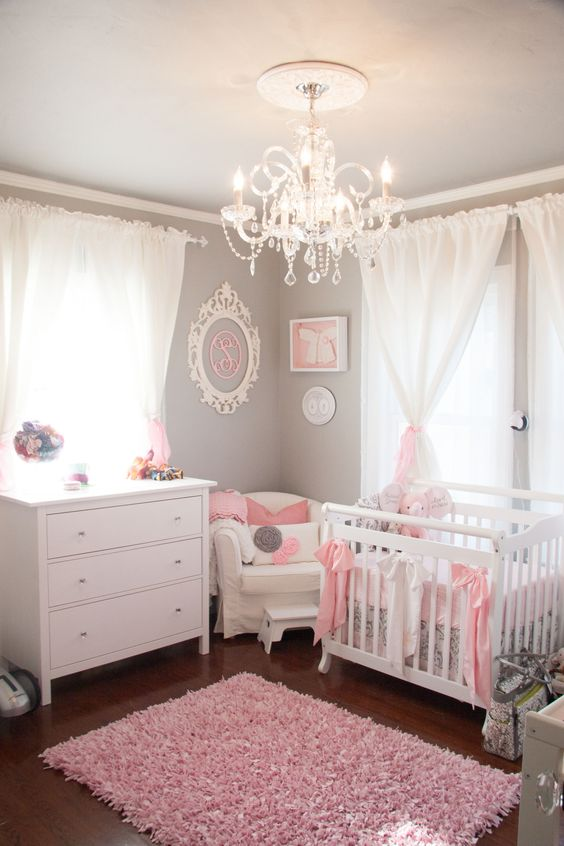 25+ Beautiful Nursery Lights Ideas