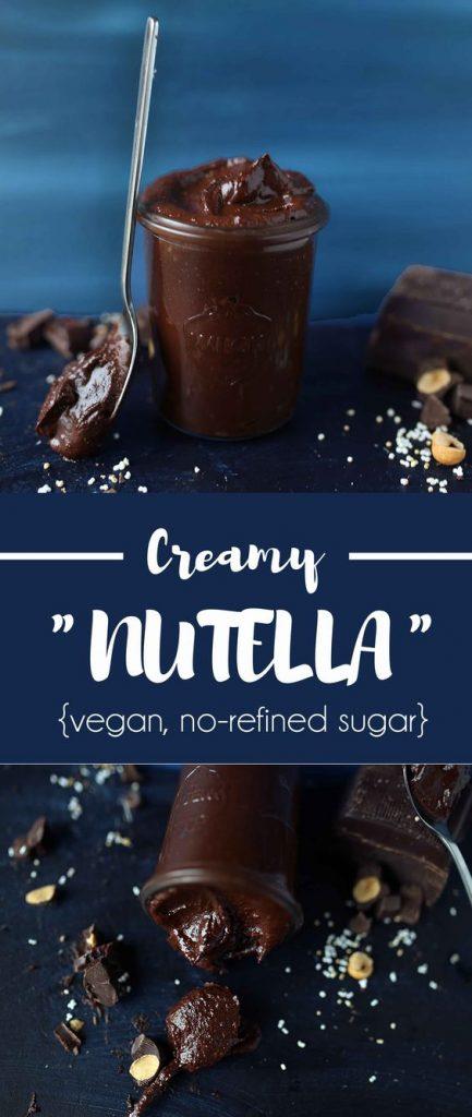 creamy nutella