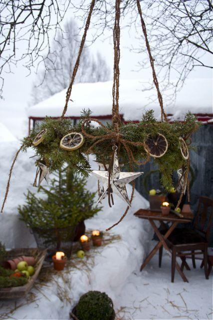 best christmas porch decoration ideas christmas rustic hanging decoration momooze.com online magazine for modern moms