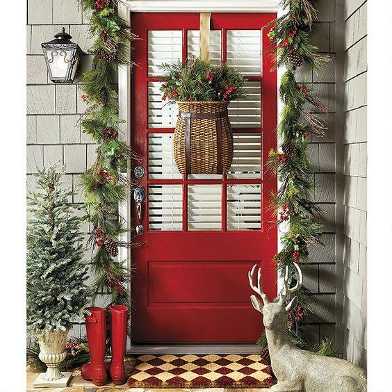 best christmas porch decoration ideas decor pretty reindeer inspiration momooze.com online magazine for modern moms