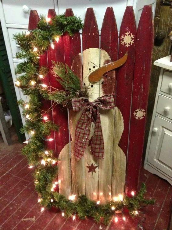 best christmas porch decoration ideas outdoor snowman decoration momooze.com online magazine for modern moms