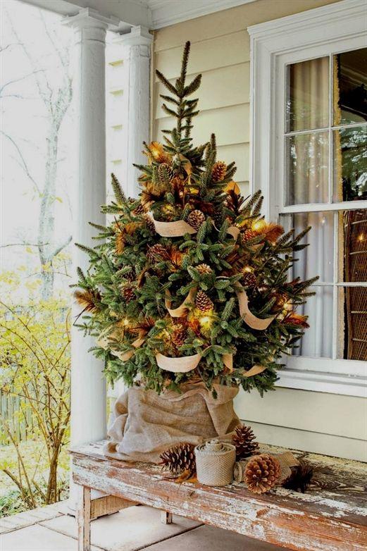 60 Christmas Porch Decor Ideas Momooze