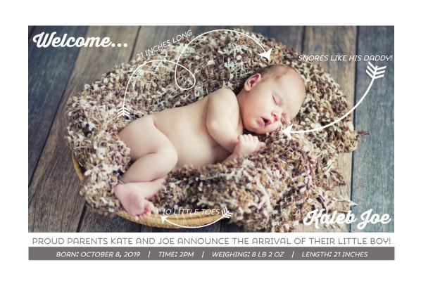 birth announcement purpletrail.com momooze.com online magazine for modern mom 3