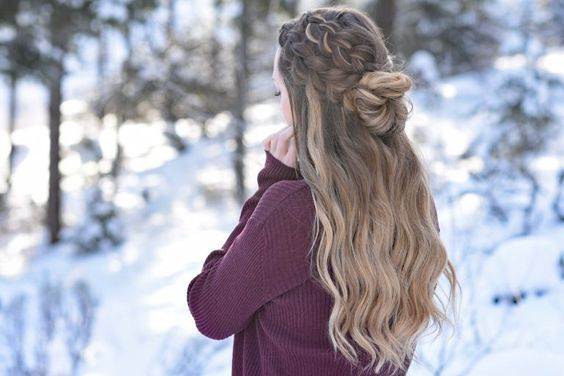 braids for girls and braided hairstyle inspiration