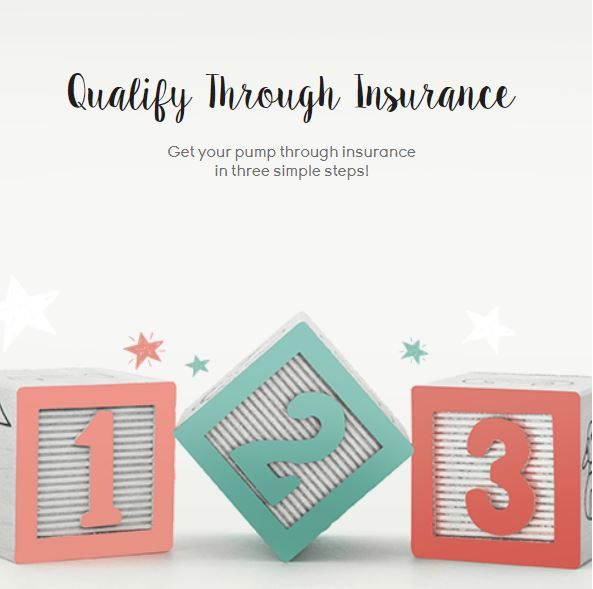 breastpump through insurance