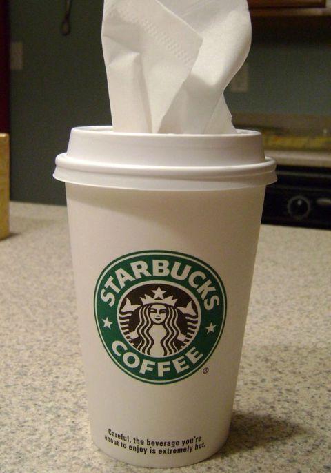 car hack store tissue cup momooze.com online magazine for moms