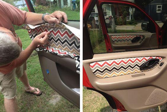 car hacks DIY momooze.com online magazine for moms