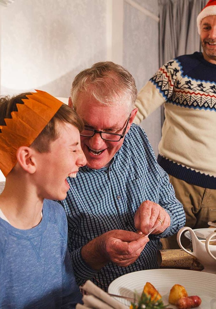 Together: 12+ Christmas Activities for Three Generations