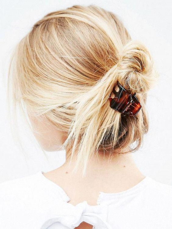 Add-On Claw Clips to any Sassy Bun!