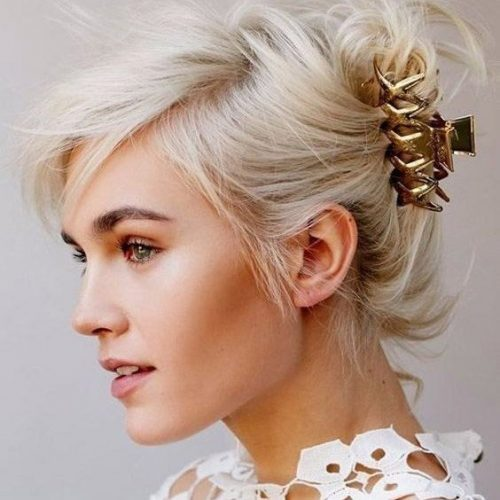 claw clip hairstyles inspiration