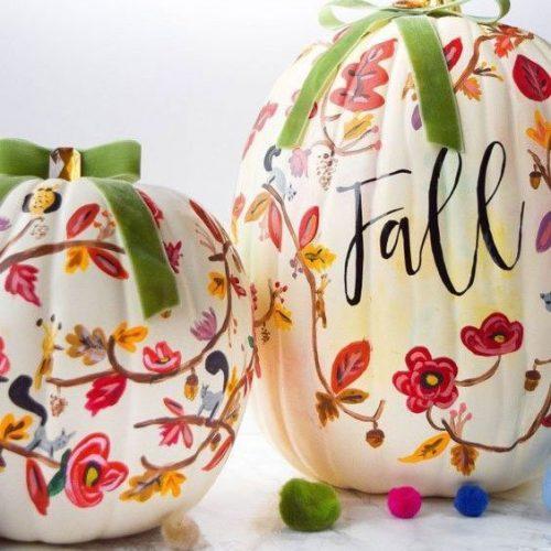 cool pumpkin decorating ideas