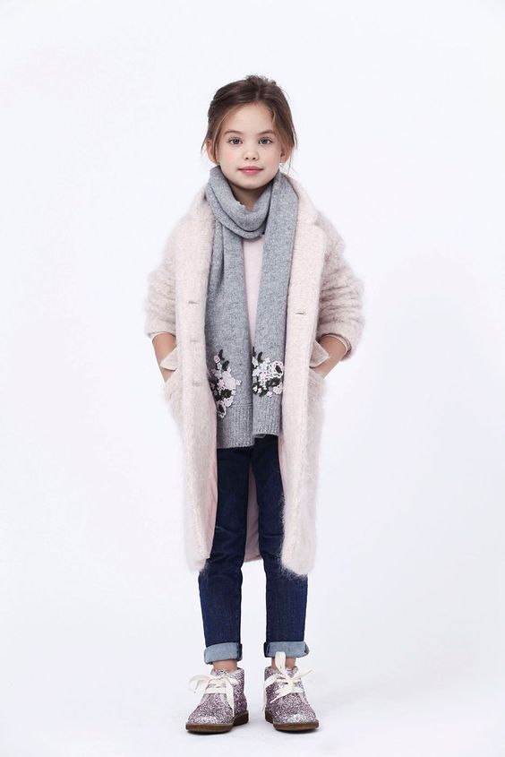 cutest winter fashion for kids trendy jeans and jacket momooze.com online magazine for modern moms