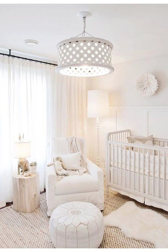 25 Beautiful Nursery Lights Ideas