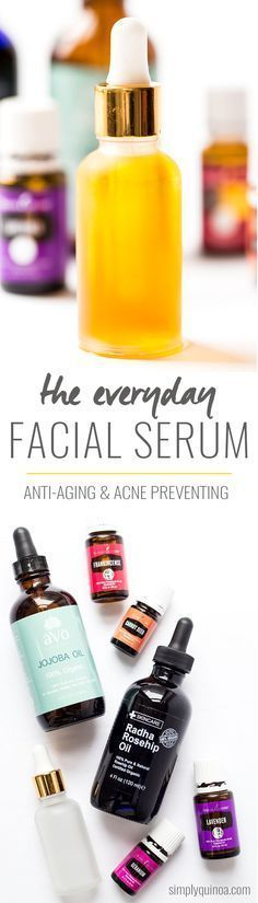 everyday anti ageing serum