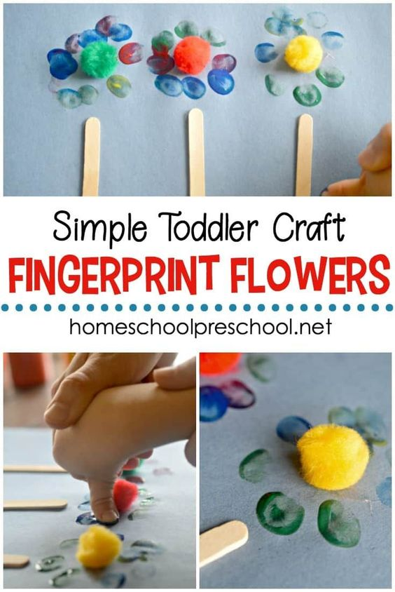 20+ Fun Fingerpainting Ideas & Crafts For Kids