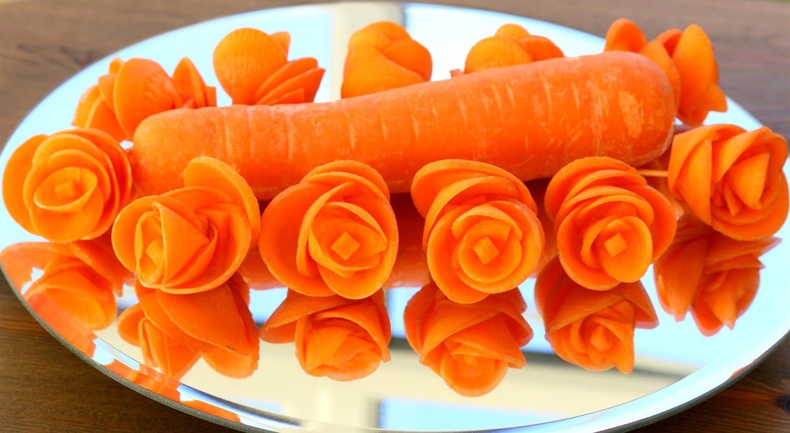Stunning Fruit Vegetable Carving 30 Best Food Art Sculptures