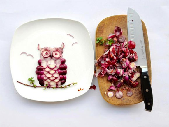 getting creative with fruits and vegetables onion owl momooze.com picturesque playground for moms