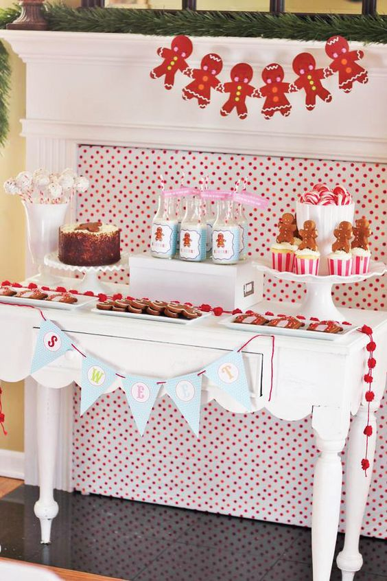 gingerbread party
