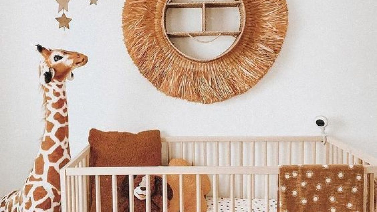 Giraffe Nursery Theme Ideas For Boys