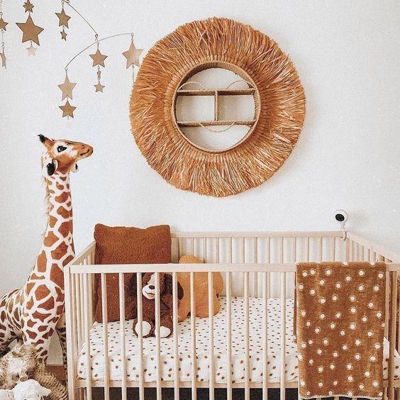 giraffe nursery