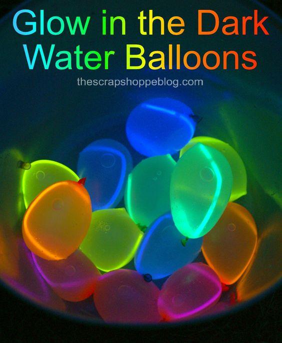 glow-sticks-water-balloons