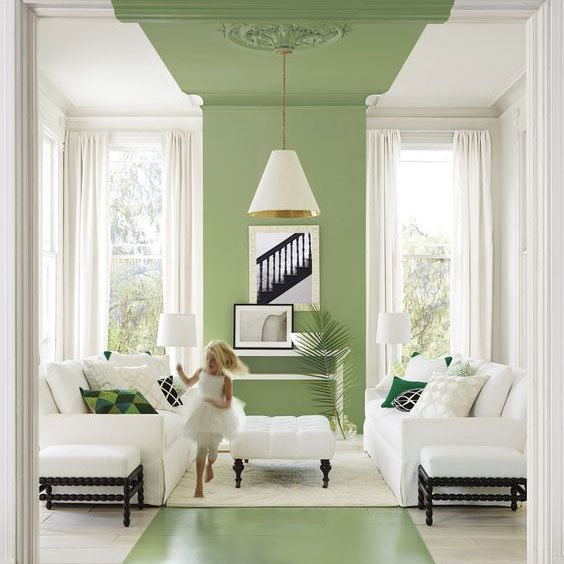 happy colors for home