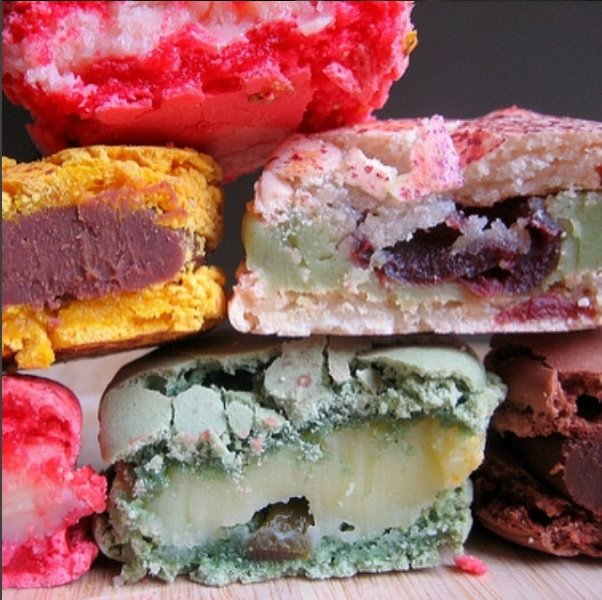 haute cuisine treats pastry pierre herme macaroons momooze.com online magazine for modern moms