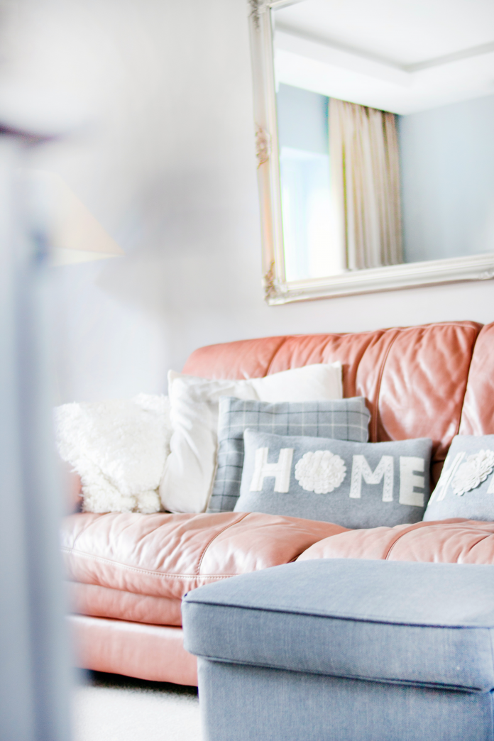 how to wash throw pillows