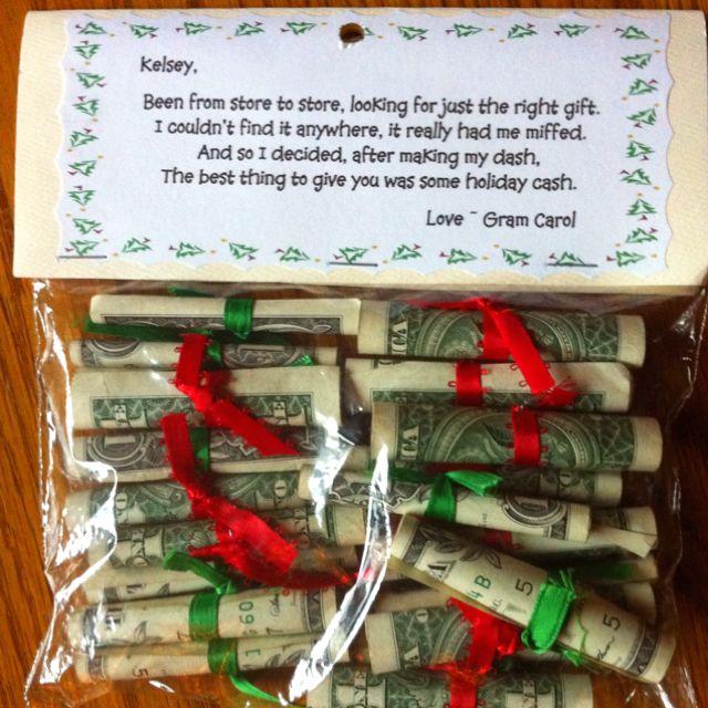 kids money lesson christmas money grandma momooze.com