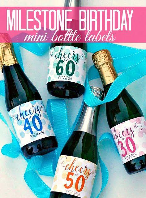 50 milestone birthday party ideas momooze