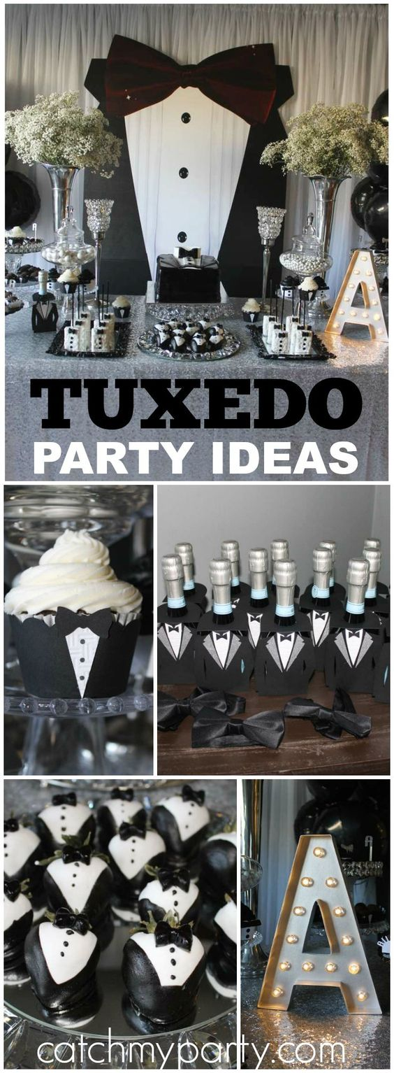 milestone party ideas