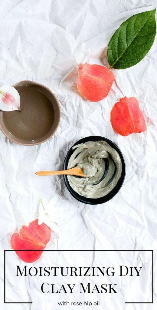 moisturizing clay mask