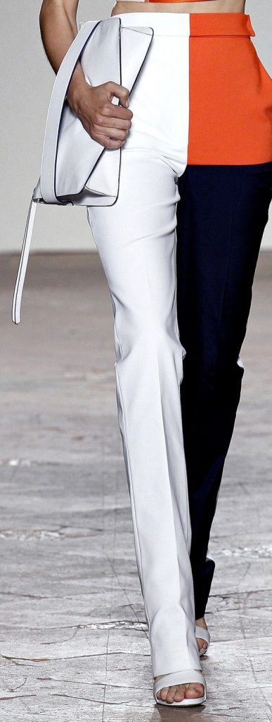 must have fashion style for working moms color block pants momooze online magazine for modern moms