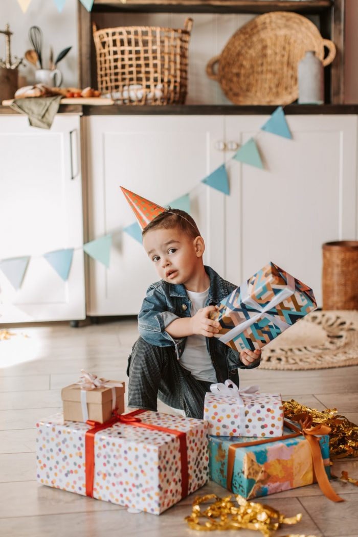 How To Throw A Pandemic-Friendly Birthday Party For Your Child