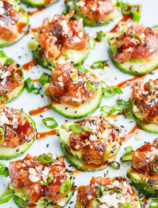 40 Easy Party Nibbles & Finger Food Ideas