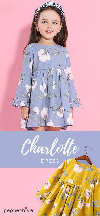 pepperhive.com - Charlotte Dress