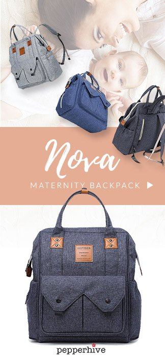 Nova Maternity Backpack