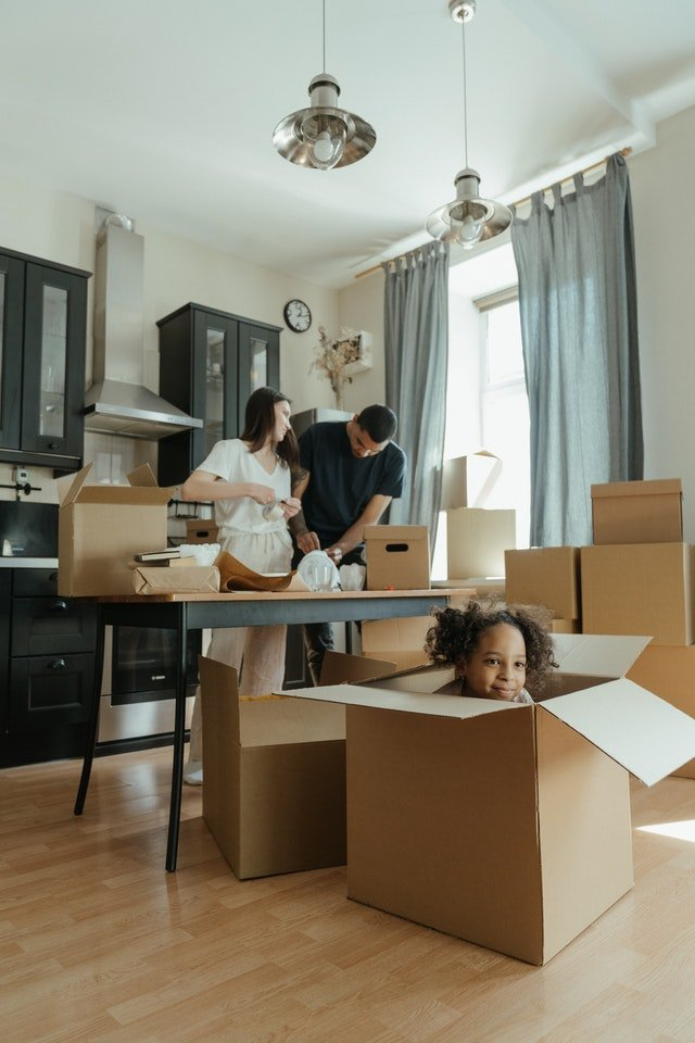 Top Packing Tips For Moving House