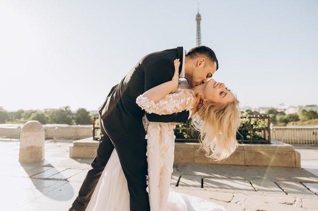 wedding website features