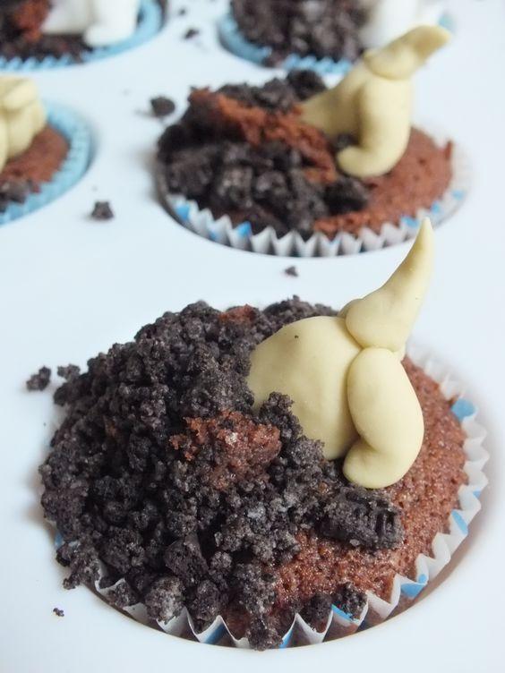 rainy day activities kids cupcakes decorate botanical momooze.com