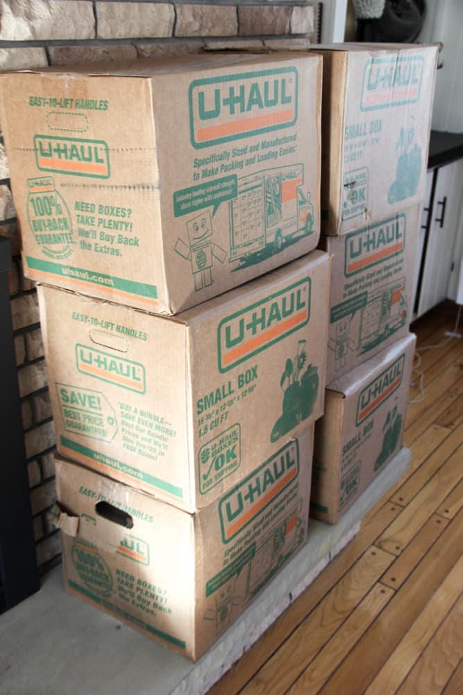 same size boxes