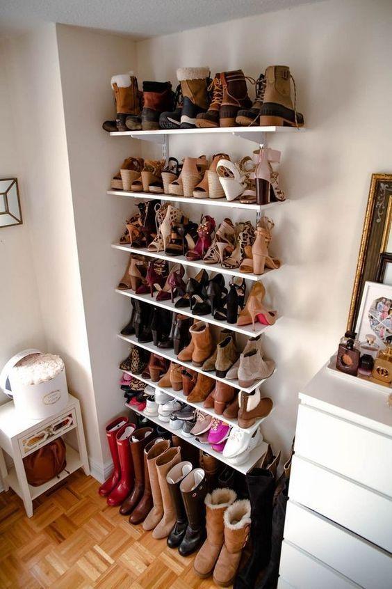 Shoe Organizer Ideas